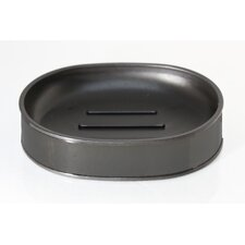 Stainless Steel Oval Bath Soap Dish