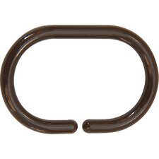 Shower Curtain Ring (Set of 12)