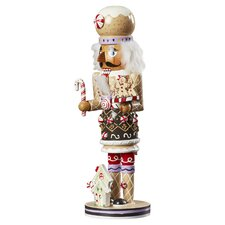 "16"" Gingerbread Nutcracker"