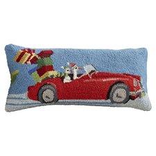 Winter Wool Lumar Pillow