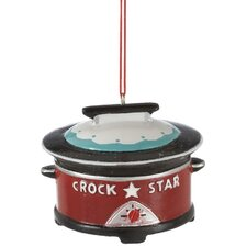 Crock Pot Queen Ornament
