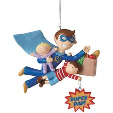Super Dad Ornament
