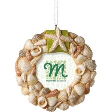 Seashell Frame Ornament