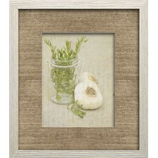 Herb Life II by Irena Orlov Framed Photographic Print