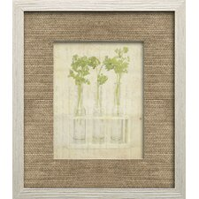 Herb Life I by Irena Orlov Framed Photographic Print