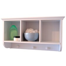 bathroom shelves buy online from wayfair uk. Black Bedroom Furniture Sets. Home Design Ideas