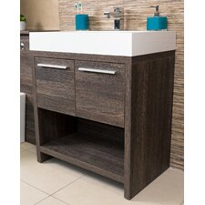 75cm Single Vanity Set