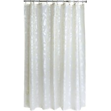 Silk Leaf Shower Curtain