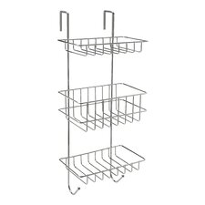 Stainless Steel Wall Mounted Shower Caddy