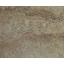 30,4 cm x 60,9 cm Bodenfliese mit Travertin-Ausführung aus Vinyl