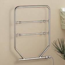 Wall Mounted Electric Heated Towel Rail