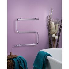 Wall Mounted Electric Heated Towel Rail