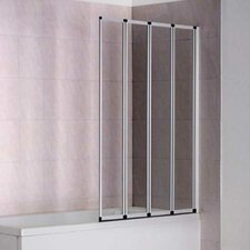 140cm x 100cm Hinged Bath Screen