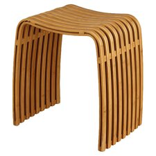 Wood Free Standing Bath Seat