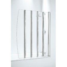 141.7cm x 106.6cm Folding Bath Screen