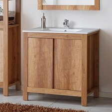Oxwich 80cm Single Vanity Set