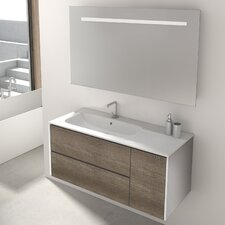 Mosman 100 cm Single Bathroom Vanity Set with Mirror