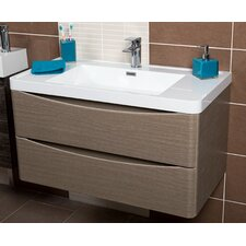90cm Single Vanity Set