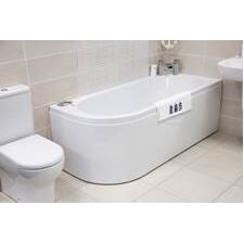Sofi 165cm x 72.5cm Standard Soaking Bath Tub