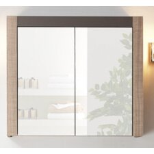 Nipomo 80cm x 70cm Surface Mount Mirror Cabinet