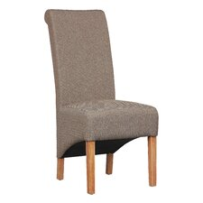 Woodhill Solid Oak Dining Chair (Set of 2)