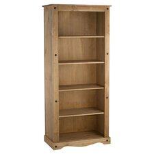 Classic Corona Tall Wide 183cm Standard Bookcase