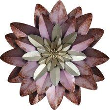 Wanddekoration Flower