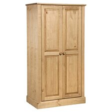 Haskell 2 Door Wardrobe