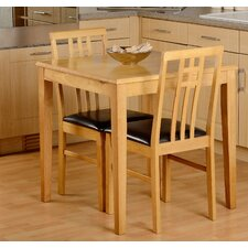 Lovejoy Dining Table and 2 Chairs