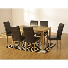 Delaney Dining Table and 6 Chairs