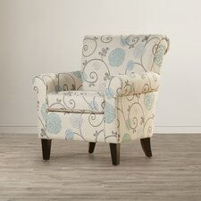 Appleton Flowered Armchair