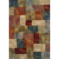 Urbank Multi-Coloured Area Rug