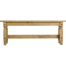 Corona Wood Kitchen Bench