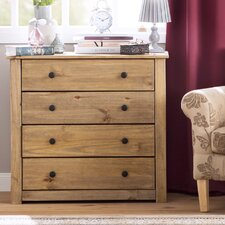 Harold Parker 4 Drawer Chest