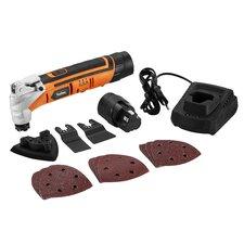 Cordless Multi Oscillating Tool Kit