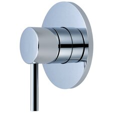 Motegi Single Handle Diverter Trim with Lever Handle