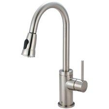 Motegi Single Handle Deck Mounted Kitchen Faucet