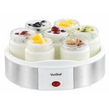 1.53-qt. Digital Yogurt Maker with 7 Jars