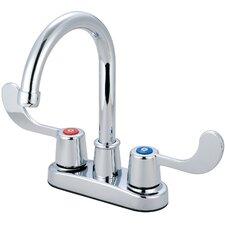 Double Handle Centerset Bar Faucet