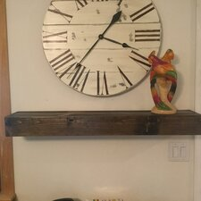 Floating Shelf Solid Wood Handmade Rustic Style Shelf