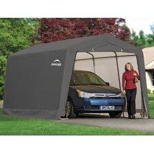 Rowlinson Shelterlogic 10 x 20 Ft. Peak Style Auto Shelter Tent