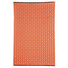 Kennedy Orange Indoor/Outdoor Rug