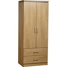 Brandy 2 Door Wardrobe