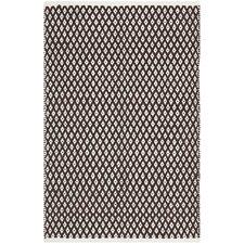 Handgetufteter Teppich Ramona in Braun