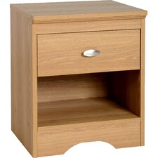 Ashtyn 1 Drawer Bedside Table
