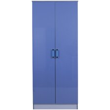 Charlie 2 Door Wardrobe