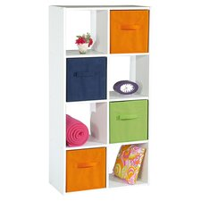 Gianna 8 Cube Storage Bookcase