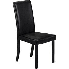 Jordyn Solid Wood Dining Chair Set (Set of 2)