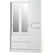 Miranda 3 Door Wardrobe