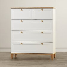 Kamryn 5 Drawer Chest of Drawers